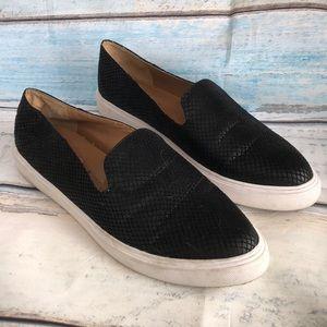 Franco Sarto Mitchell Slip On Shoes 8 black